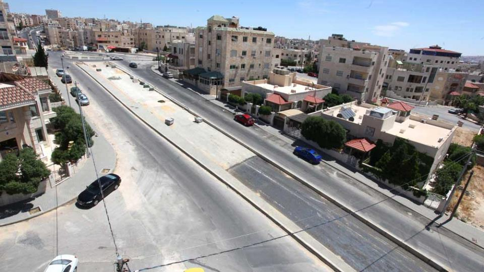 Al-ShaheedStreet, Independence( Al-Istiklal) Street, and Prince Hamza Street Package