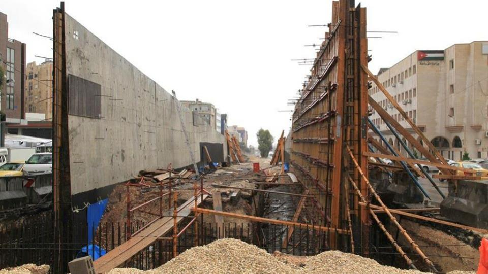 Al-Sahafa ( Press ) Tunnel Package