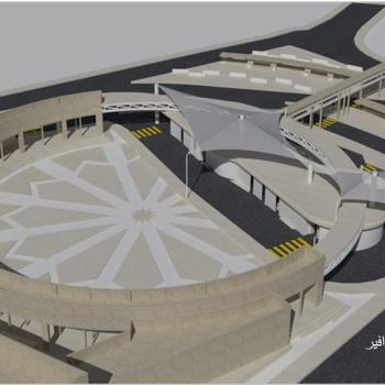الأمانة تباشر بإنشاء البنية التحتية لمشروع الباص سريع التردد على شارع عمر مطر وساحة النوافير